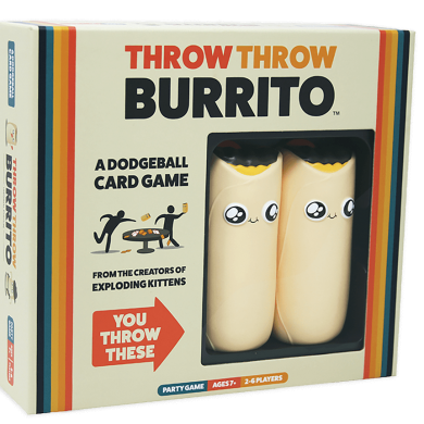 Throw Throw Burrito jeu