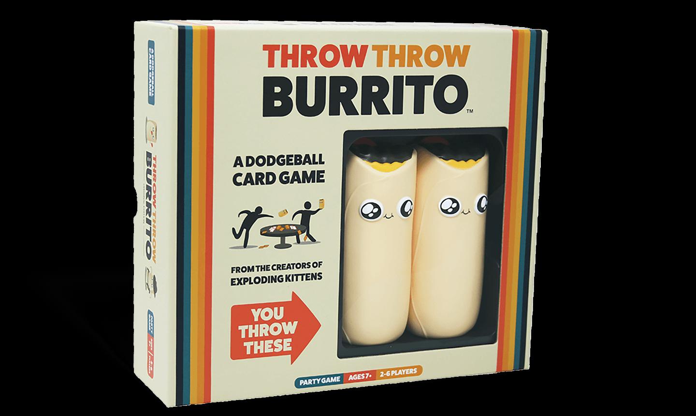 Throw Throw Burrito jeu