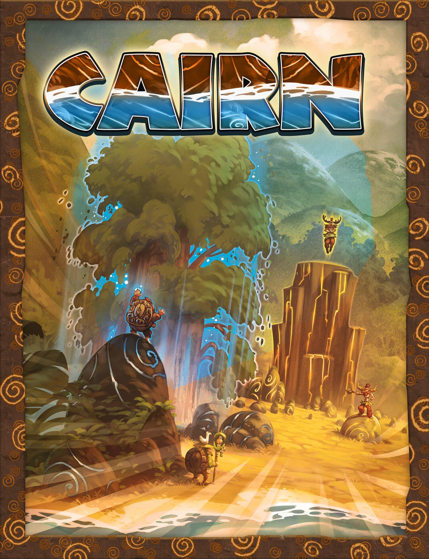 Cairn jeu