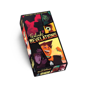 Feelinks Revelations jeu