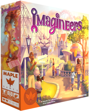 Imagineers jeu