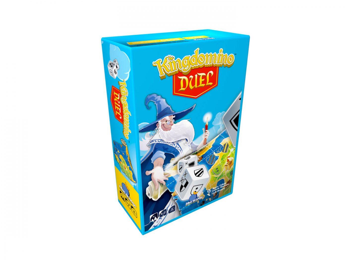 Kingdomino Duel jeu