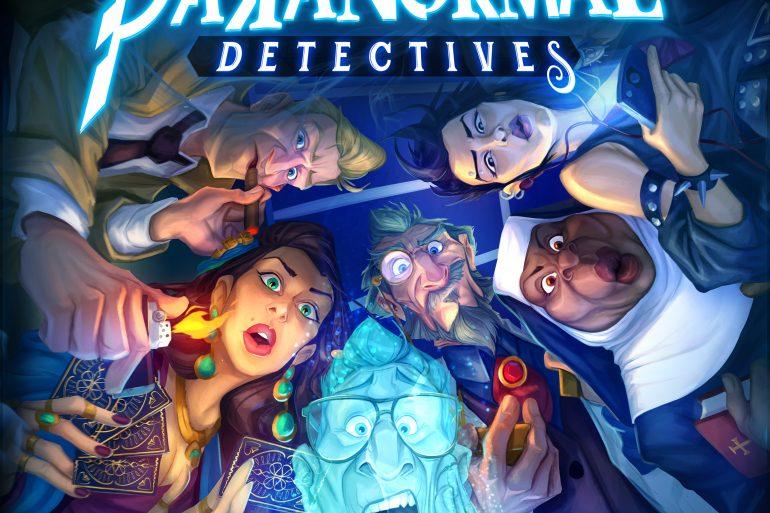 Paranormal Détectives jeu