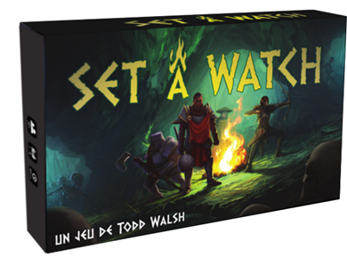 Set A Watch jeu