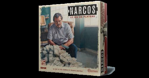 Narcos le jeu de plateau