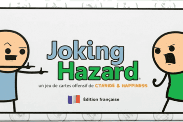 Joking Hazard jeu