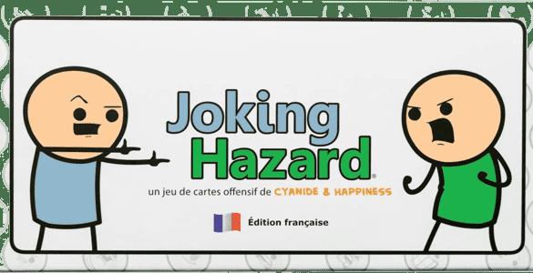 Joking Hazard jeu