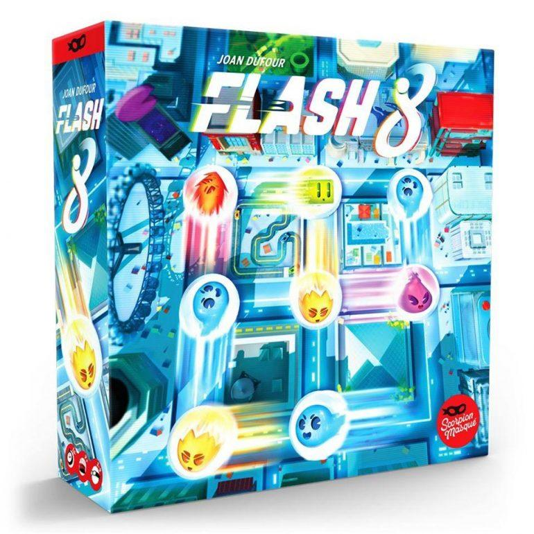 Flash 8 jeu