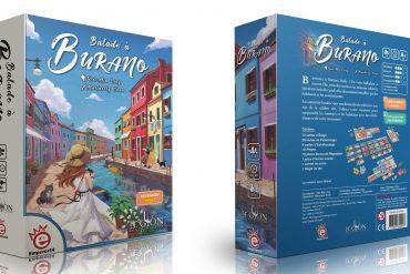 Balade à Burano jeu