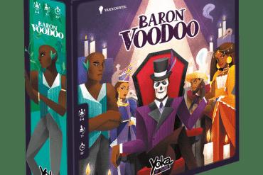 Baron Voodoo jeu