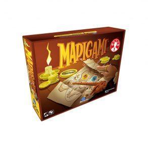 Mapigami jeu