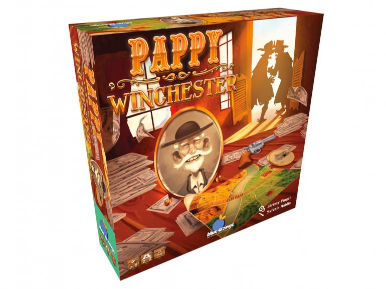 Pappy Winchester jeu