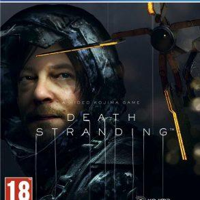 jaquette death stranding PS4