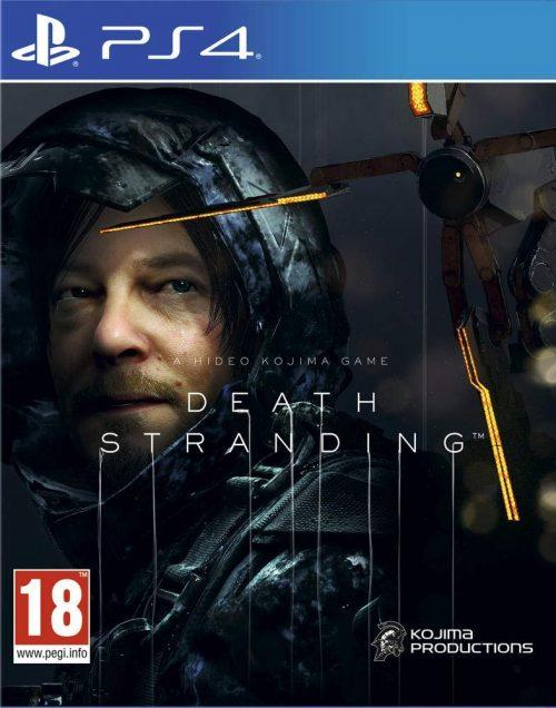jaquette death stranding PS4