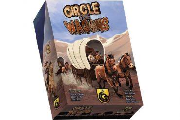 Circle The Wagons jeu