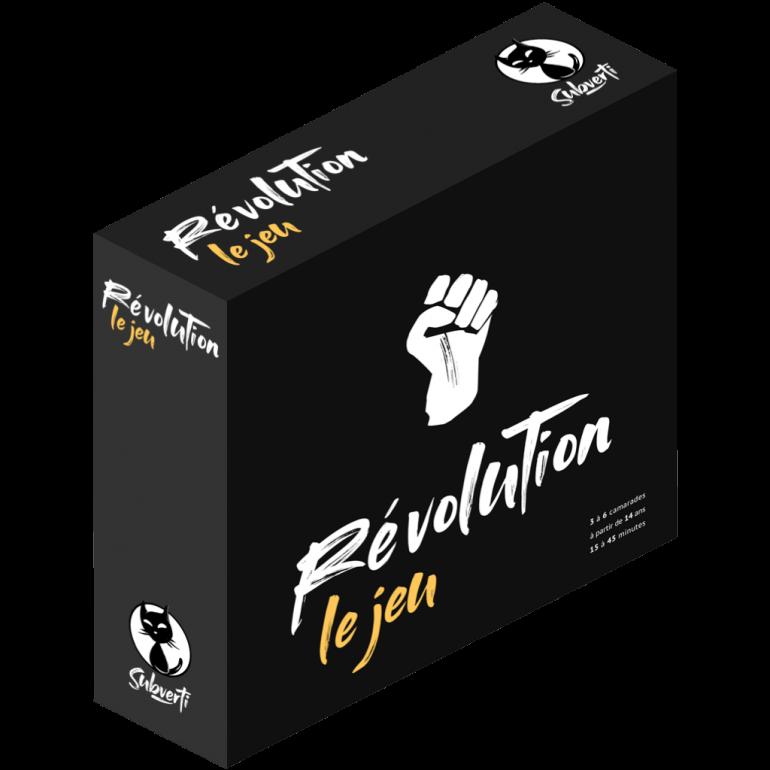 Revolution jeu