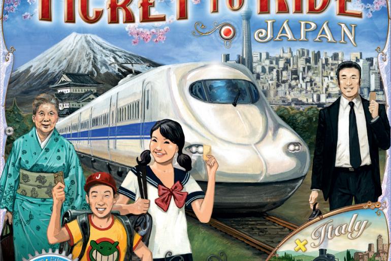 Notre avis sur Les aventuriers du rail Japon et Italie