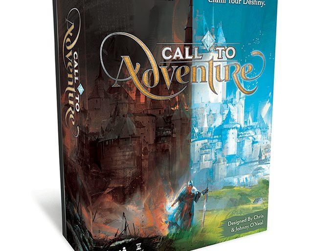 Call To Adventure jeu