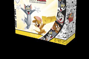 Tom et Jerry la Chasse aux Fromages jeu