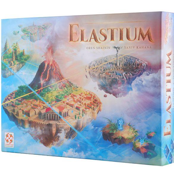 Elastium jeu