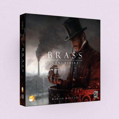 Brass Lancashire jeu