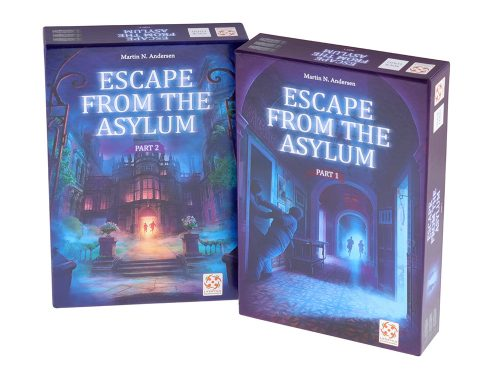 Escape From the Asylum jeu