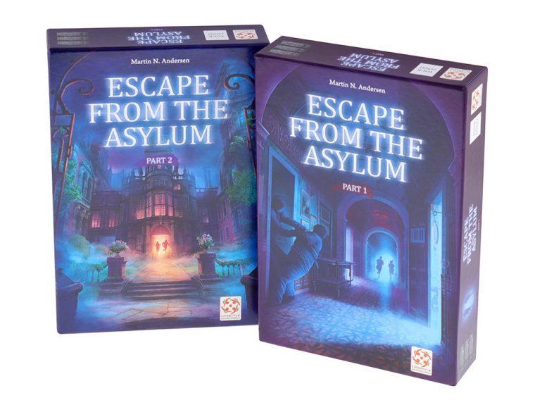 Escape From the Asylum jeu