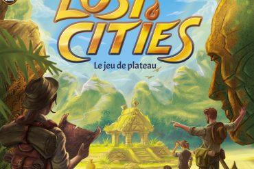 Notre avis sur Lost Cities