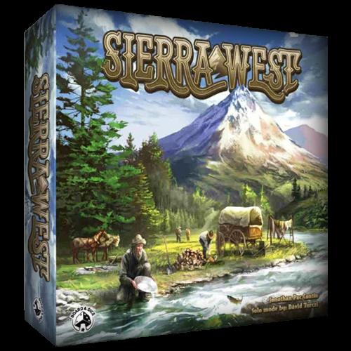 Sierra West jeu