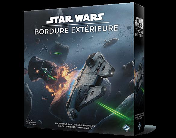 Star Wars Bordure Extérieure jeu