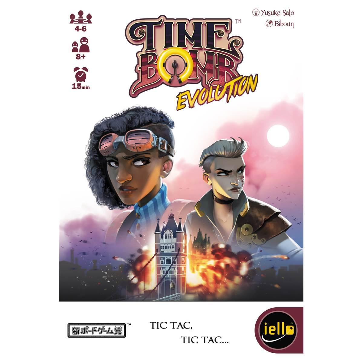 Time Bomb Evolution jeu