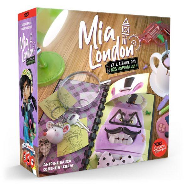 Mia London jeu