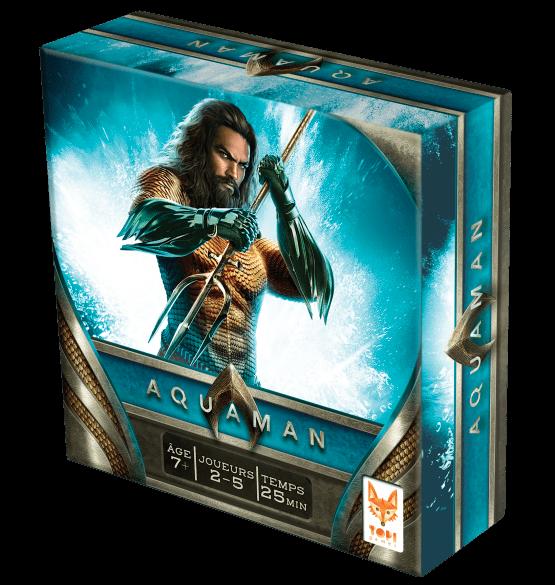 Aquaman jeu
