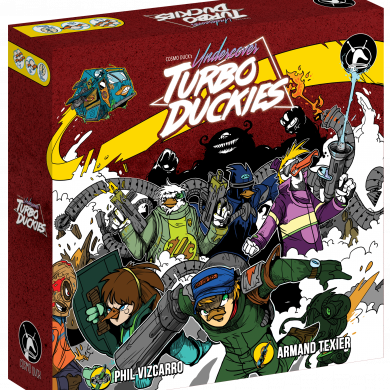 Undercover Turbo Dickies jeu