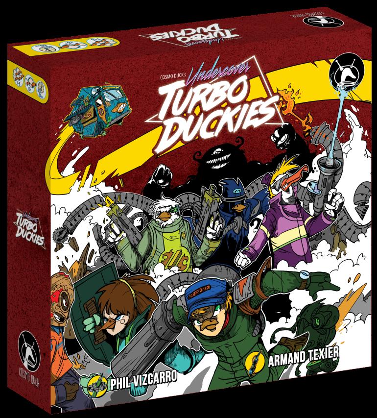 Undercover Turbo Dickies jeu