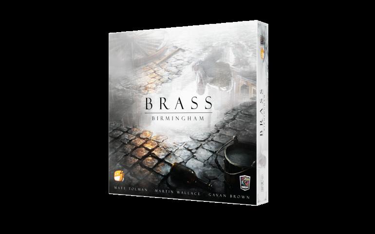 Brass Birmingham jeu