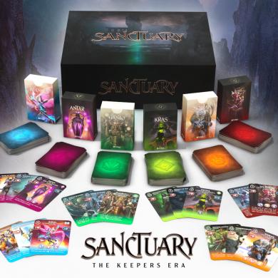 Sanctuary : The Keppers Era jeu