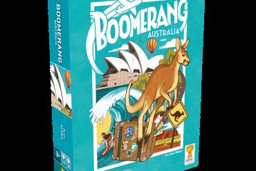 Boomerang Australia jeu
