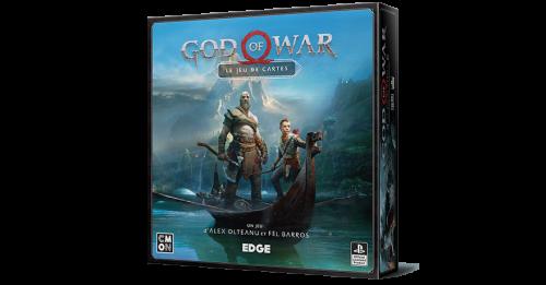 God Of War jeu de cartes
