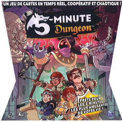 5-Minute Dungeon jeu