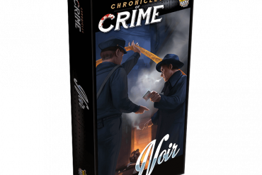 Chronicles of Crime : Noir jeu