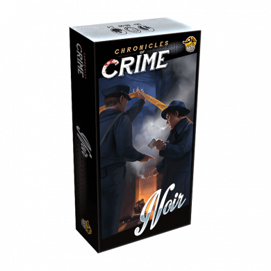Chronicles of Crime : Noir jeu