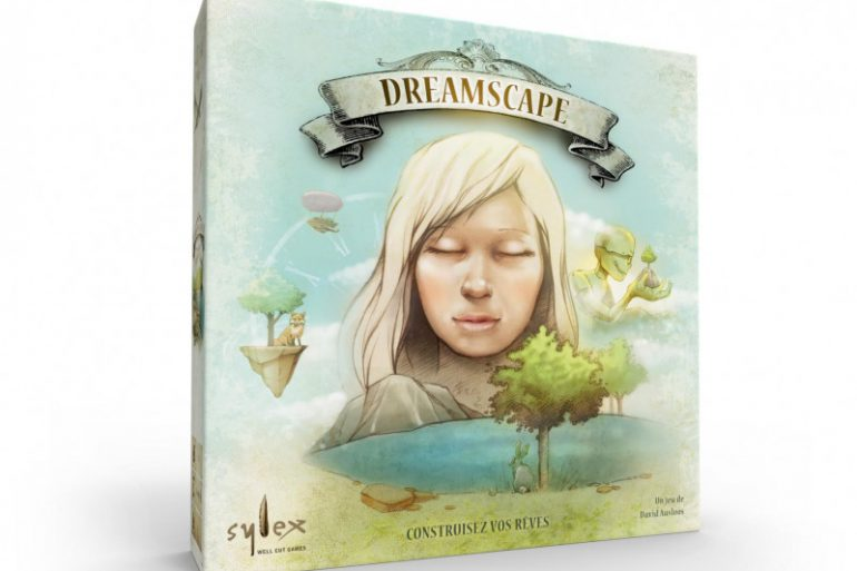 Dreamscape jeu