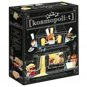 Kosmopolit jeu