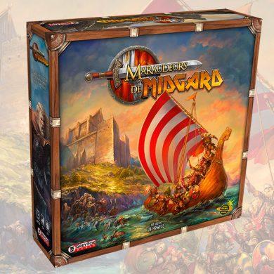 Maraudeurs de Midgard jeu