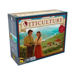 Viticulture jeu
