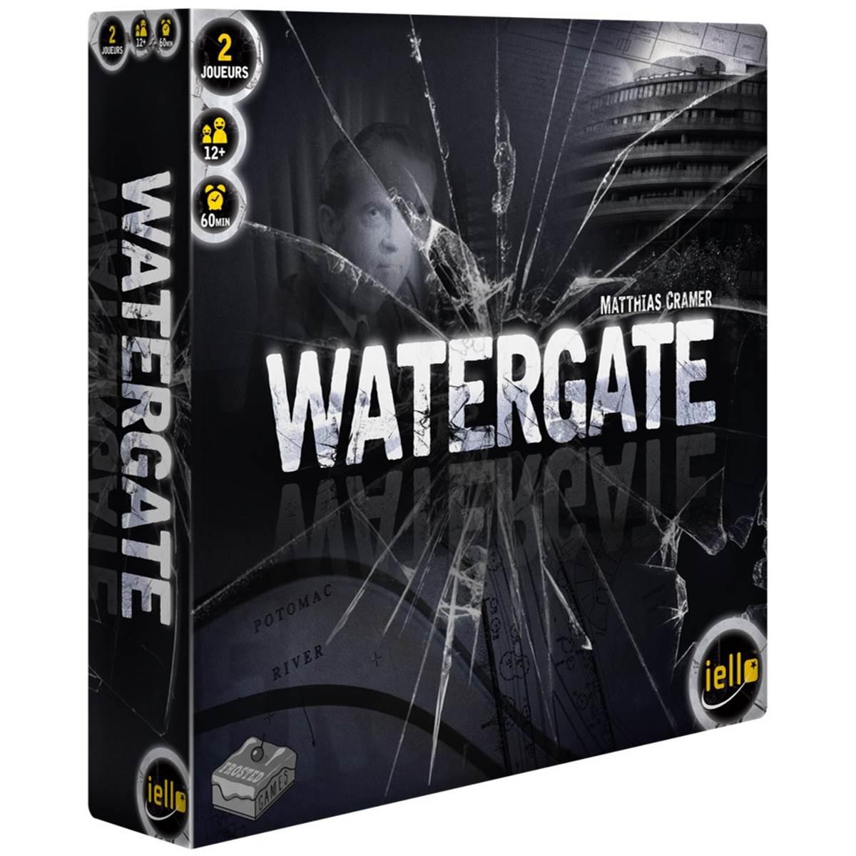 Watergate jeu