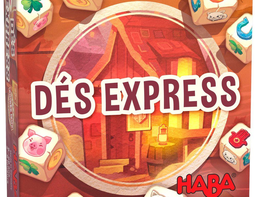 Dés Express jeu