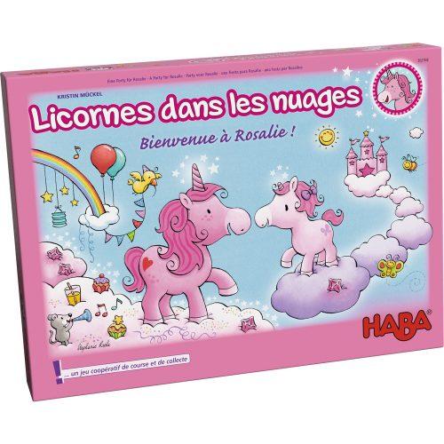 Ce Licornes dans les nuages, bienvenue Rosalie jeu