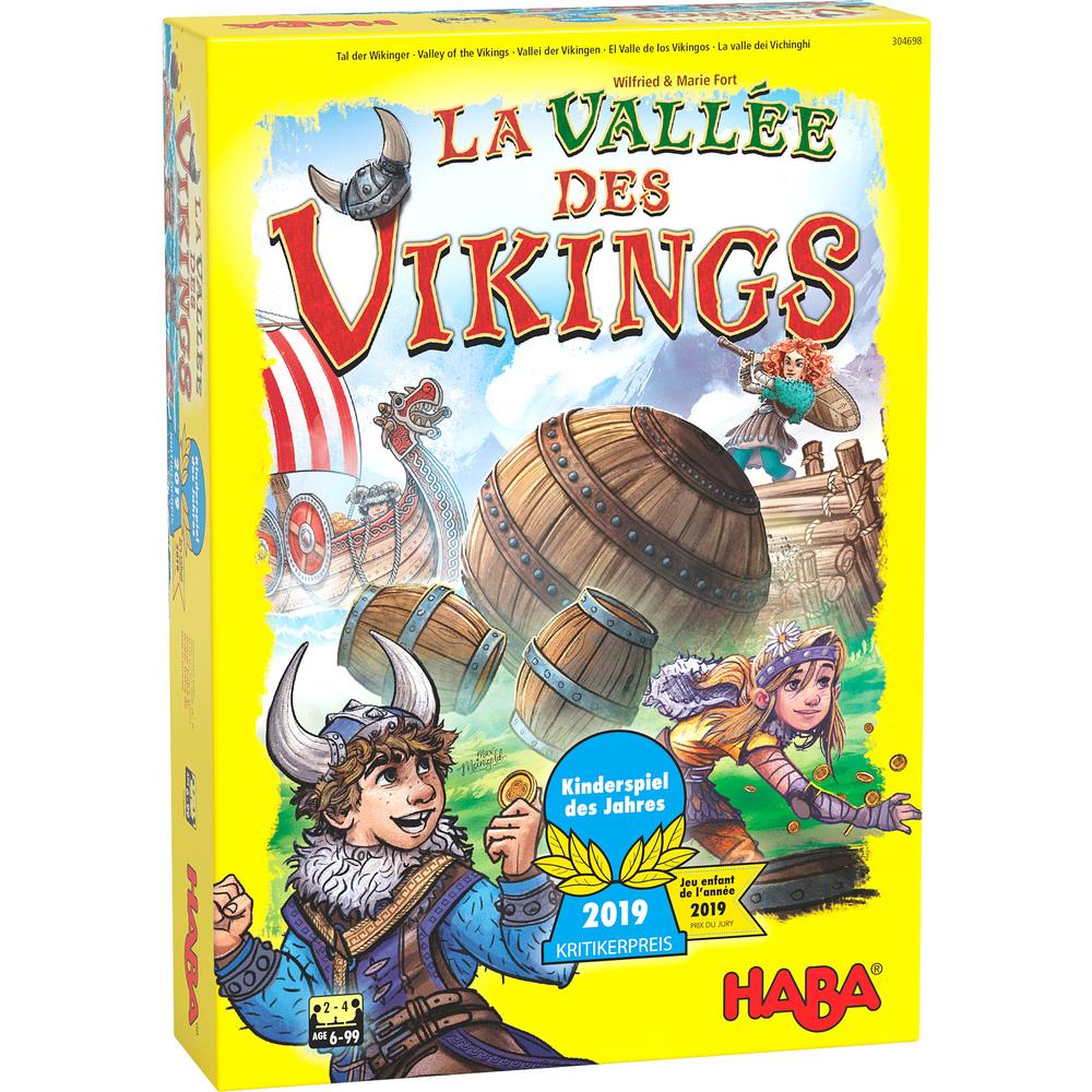 La Vallée des Vikings jeu